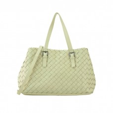 Large Woven Tote bag, Beige
